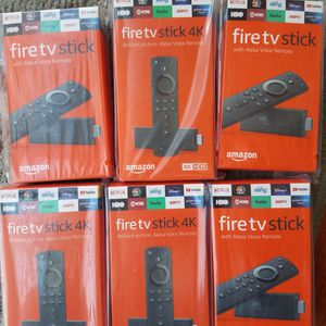 Amazon Firestick Fire Stick For Sale And Updates for Sale in Milpitas, CA