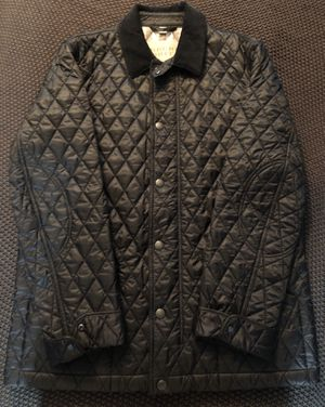 Burberry Coat | Worm Once | Perfect Condition | Men Large for Sale in Woodbridge Township, NJ