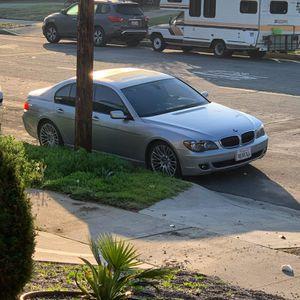 2008 BMW 750i for Sale in Gardena, CA