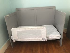 Crib AND changing table for Sale in Medford, MA