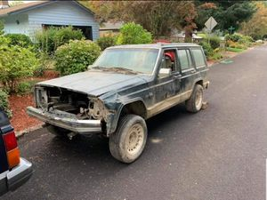 Jeep Cherokee XJ parts for Sale in Hillsboro, OR