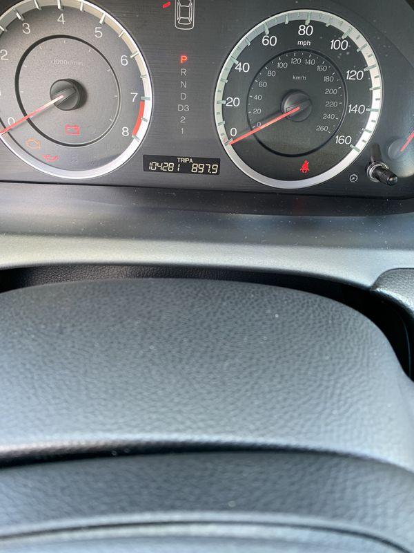 2011 Honda Accord coupe ex-l