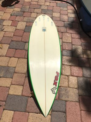 Fox Surfboard for Sale in Boca Raton, FL