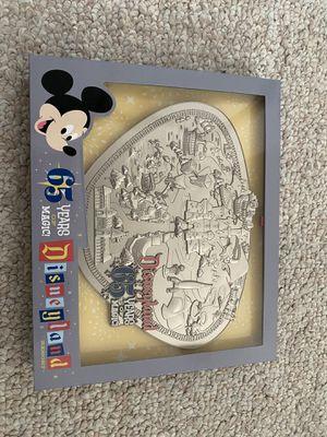 Disney 65th anniversary park map jumbo pin for Sale in Elk Grove, CA