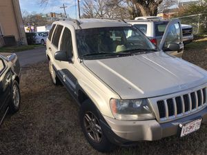 Jeep Cherokee (parts - does not run) for Sale in Nashville, TN