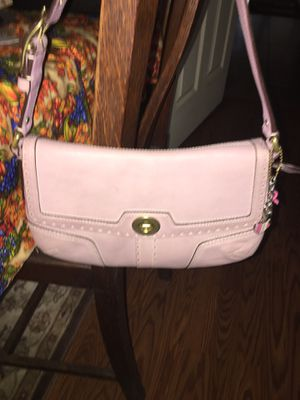 Coach Leather purse for Sale in Leander, TX