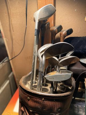 Antique golf clubs! for Sale in Silver Spring, MD