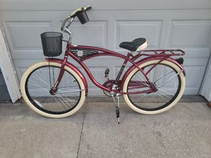 Deluxe Panama cruiser bike 26inches aluminum new for Sale in Fairview, TX