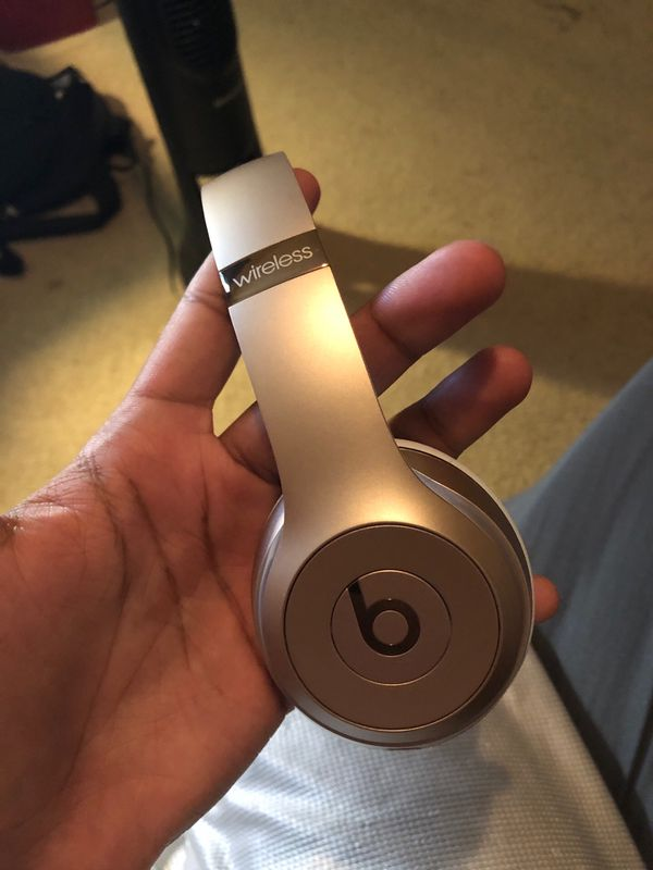 Brand New Beats Solo 3 HD Limited Edition GOLD