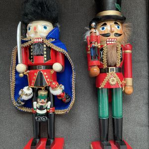 Two Nut Crackers For Sale for Sale in Los Gatos, CA