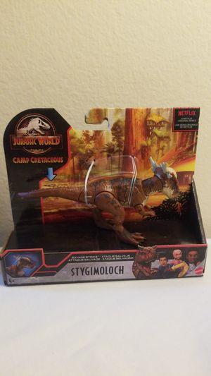 Jurassic world camp cretaceous stygimoloch for Sale in Los Angeles, CA