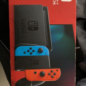 Nintendo Switch (Basically new) for Sale in Huntington Park, CA
