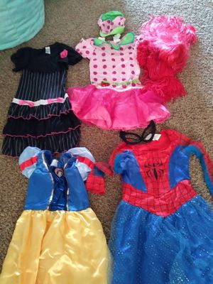 Holloween costumes10.00 for Sale in Stockton, CA