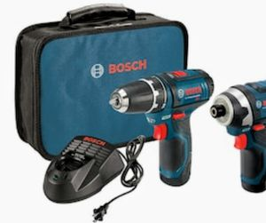 Bosch 2-Tool 12-Volt Max Power Tool Combo Kit for Sale in Clawson, MI