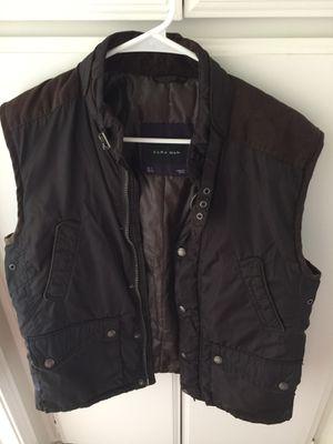 Men vest by Zara Man, size large (fits like men's medium) for Sale in Los Angeles, CA