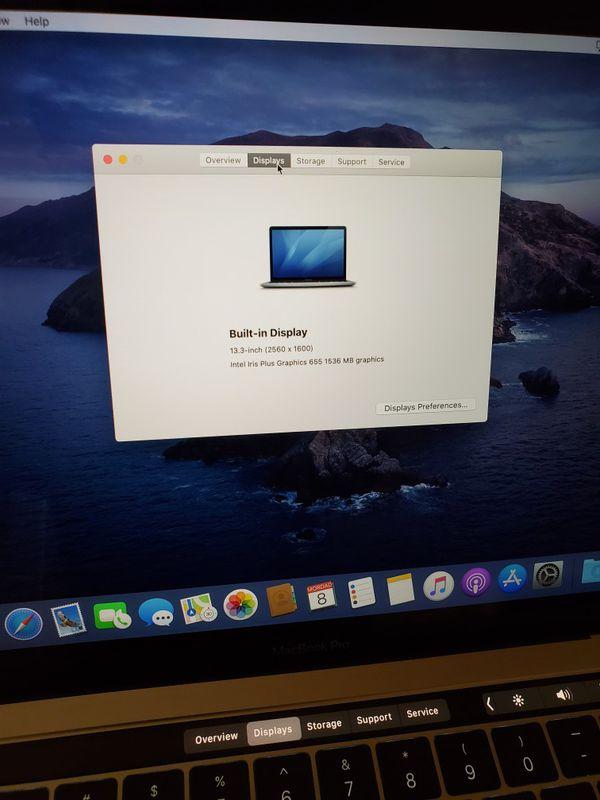 Macbook Pro 2019 TouchBar Apple Warranty