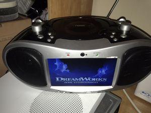 Cd dvd boombox for Sale in Lebanon, TN