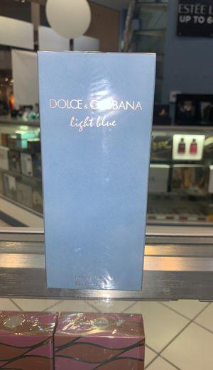 D&G Light Blue 3.3 oz Eau de toilette for women for Sale in Fullerton, CA