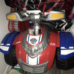 Paw Patrol Quad For Kids for Sale in Houston, TX