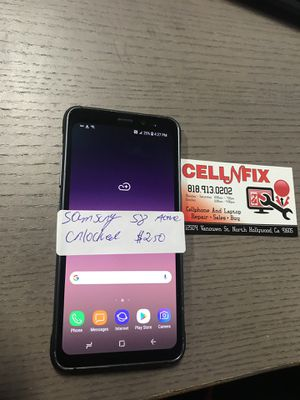 Samsung Galaxy S8 Active Unlocked T-Mobile Cricket Metro PCs AT&T for Sale in Los Angeles, CA