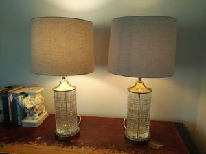 Matching lamps for Sale in Seattle, WA