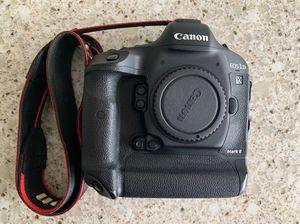 Canon 1 D X Mark II for Sale in Honolulu, HI