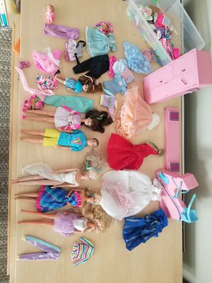 1980s Barbies for Sale in Long Beach, CA