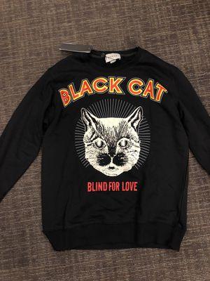 Gucci Black Cat sweater for Sale in San Francisco, CA