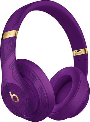 Brand new factory sealed beats studio three wireless Limited edition lakers for Sale in Los Angeles, CA