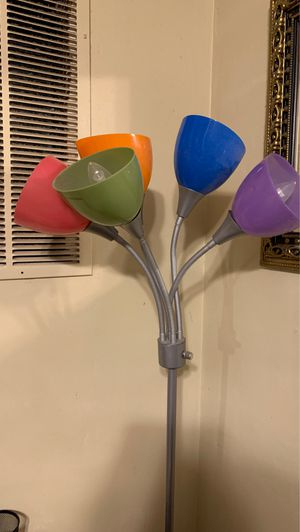 Colorful standup light for Sale in Baltimore, MD