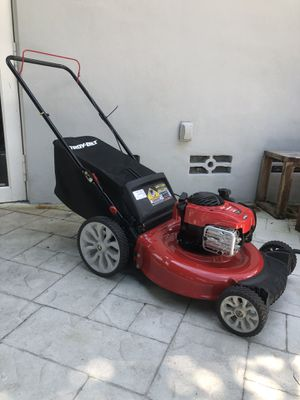 Lawn mower BRAND NEW Troy-Bilt for Sale in Miami, FL