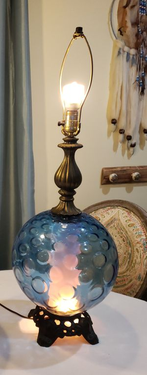 Blue vintage lamps for Sale in San Diego, CA