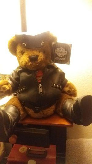 Harley-Davidson Panhead Pete bear for Sale in Mesa, AZ