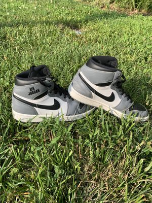 Jordan 1 rare cool grey for Sale in Bethesda, MD
