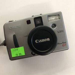 Canon PC1004 Powershot G1 Digital Camera for Sale in Austin, TX
