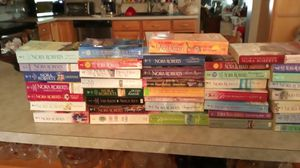 40 Nora Roberts paperback books for Sale in Tampa, FL
