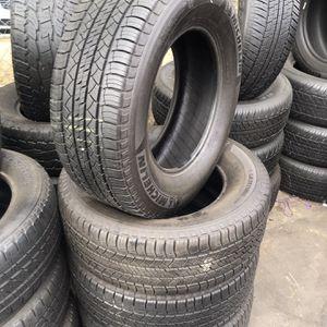 265/65/17 Michelin for Sale in Cerritos, CA