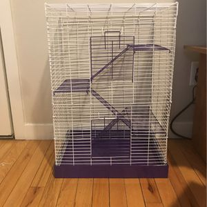 4 Story Small Animal Cage for Sale in Seattle, WA