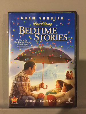 Bedtime Stories DVD for Sale in Harrisburg, PA