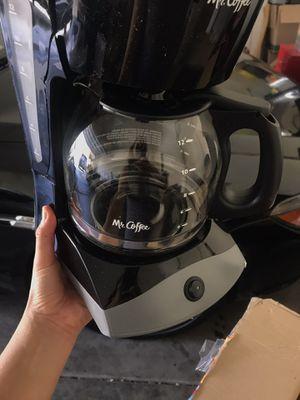 Mr. Coffee maker (free) for Sale in Las Vegas, NV