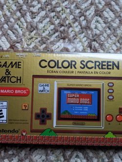 Nintendo Super Mario Bros Game And Watch for Sale in Portland,  OR