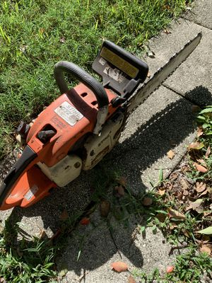 Stihl chainsaw for Sale in Largo, FL