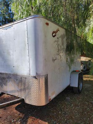6x10 enclosed trailer for Sale in San Jacinto, CA