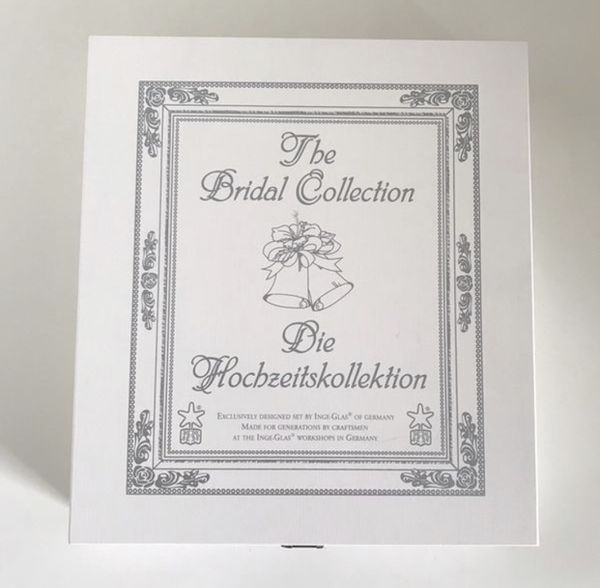 The Bridal Collection Ornament Set