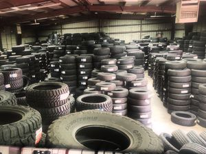 Mud Tires, All Terrains, All season, low pro, car tires, trailer tires. for Sale in Pflugerville, TX