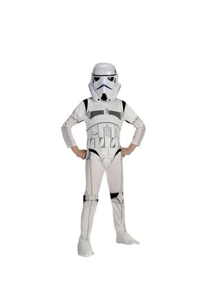 Disney Star Wars Stormtrooper Child's Halloween Costume size Large for Sale in Marion, OH