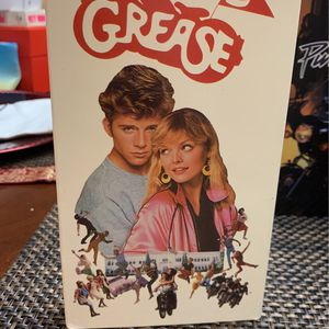 Grease 2 VHS for Sale in Houston, TX