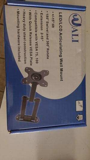WALI WALL MOUNT for Sale in Raleigh, NC