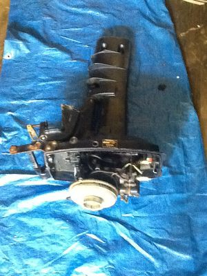 Nissan 8hp outboard parts for Sale in Charlotte, NC