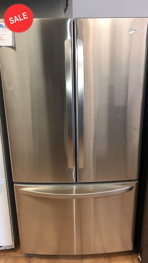$39 TAKE HOME!CONTACT TODAY! LG Refrigerator Fridge Bottom Freezer #1468 for Sale in MD, US